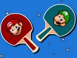 Juega Table Tenis Mario