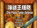 Juega One Piece Tower Defense