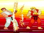 Juega Street fighter